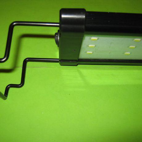 Светодиодный светильник BARBUS LED 022 установка на бортики аквариума